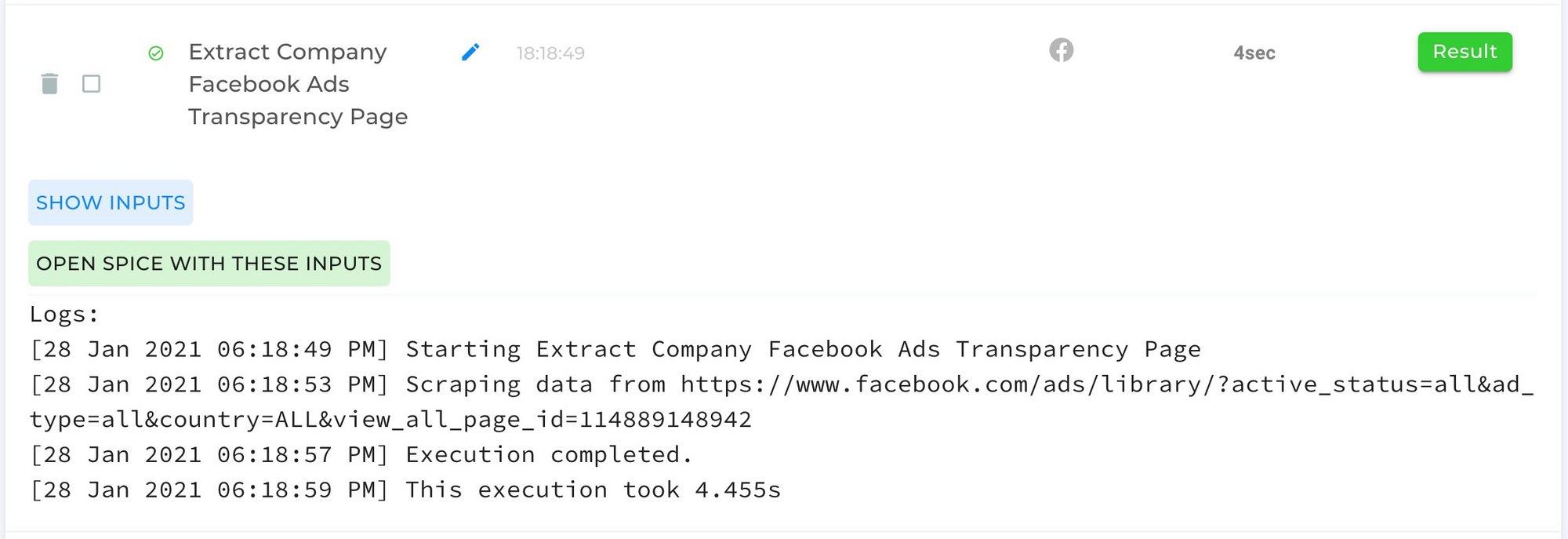 Extract-Company-Facebook-Ads-Transparency-Page-logs