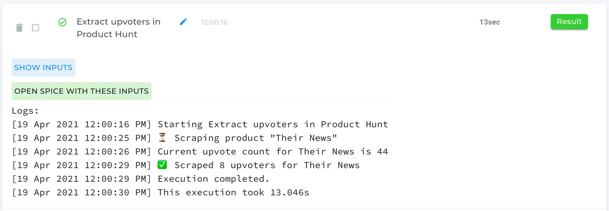Extract-upvoters-in-Product-Hunt-Results